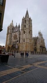 """Catedral de León, la """"Pulchra"""""""